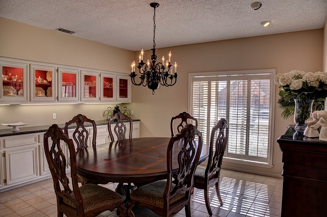 how to hang dining room lights