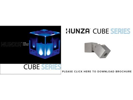 Hunza Cube brochure