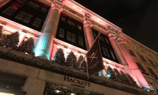 Hackett London - Colour Changing LEDs