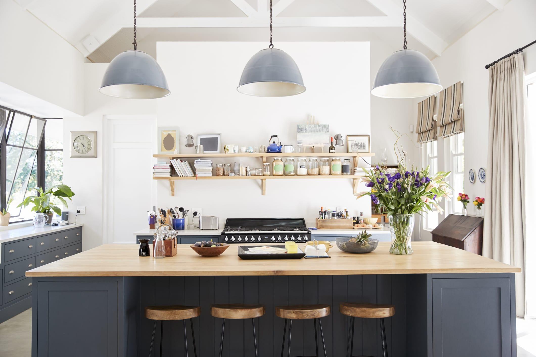 Easy Kitchen Lighting Ideas To Brighten Your New Kitchen Moonlight Design