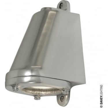 0749 LED Mast Light + LED Lamp, Anodised Aluminium, Mains