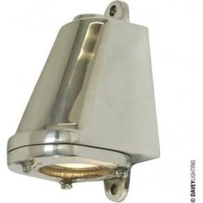 0749 LED Mast Light + LED Lamp, Polished Aluminium, Mains