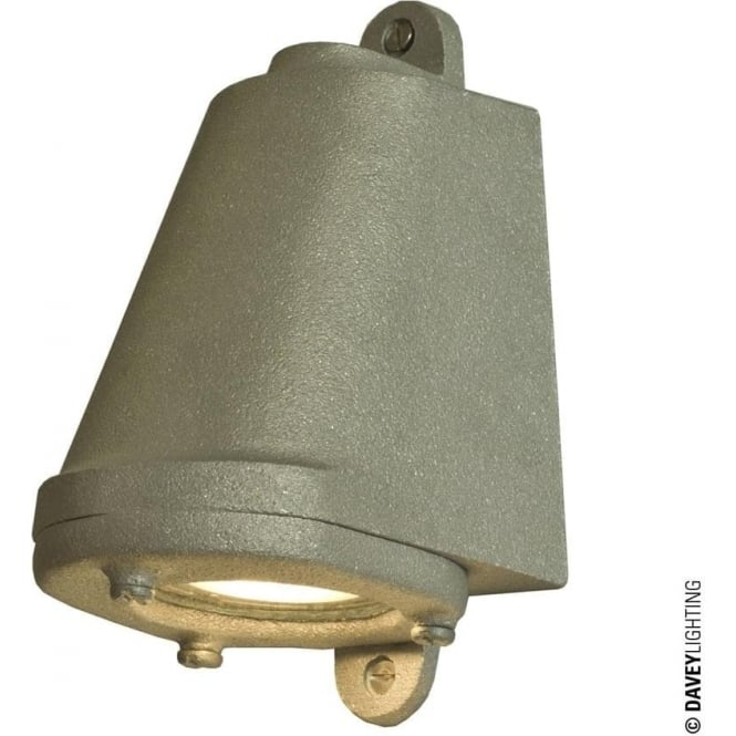 Davey Lighting 0749 LED Mast Light + LED Lamp, Sandblasted Anodised Aluminium, Mains