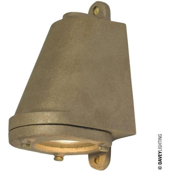 Davey Lighting 0749 LED Mast Light + LED Lamp, Sandblasted Bronze, Mains