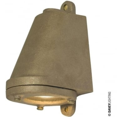 0749 LED Mast Light + LED Lamp, Sandblasted Bronze, Mains