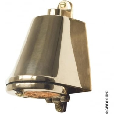 0751 Marine Mast Light, Polished Bronze Low Voltage