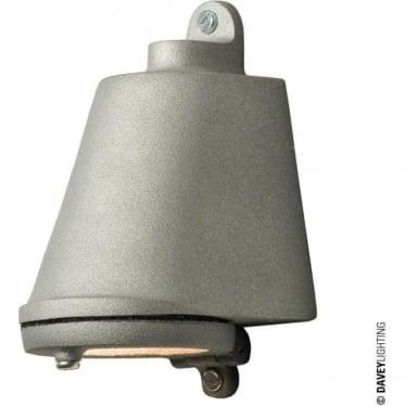 0751 Marine Mast Light, Sandblasted Aluminium, Anodised Low Voltage