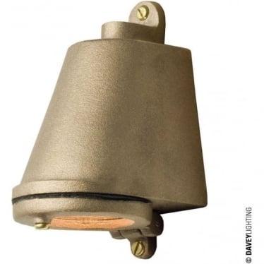 0751 Marine Mast Light, Sandblasted Bronze Low Voltage