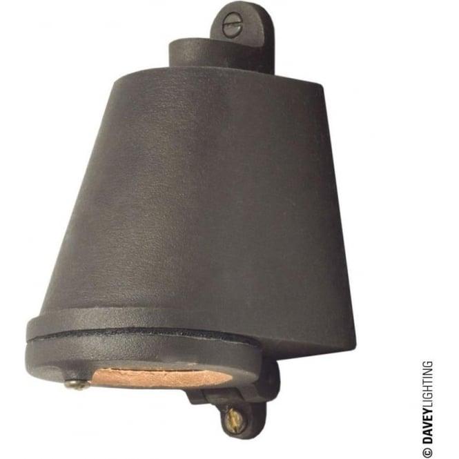 Davey Lighting 0751 Marine Mast Light, Sandblasted Bronze, Weathered, Low Voltage