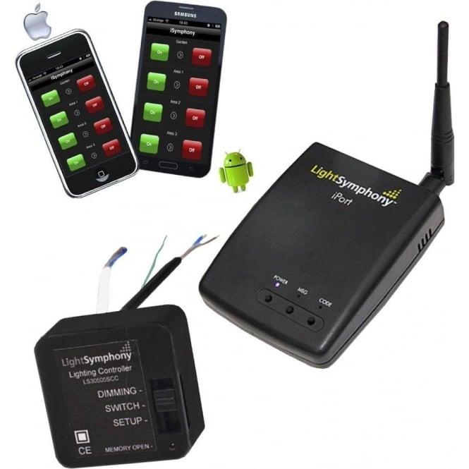 Light Symphony Remote Control 1 Channel Smart Phone Starter Kit