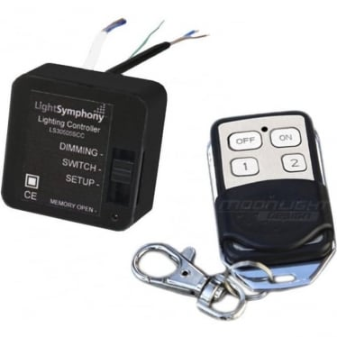 1 Channel Starter Kit (with key fob)
