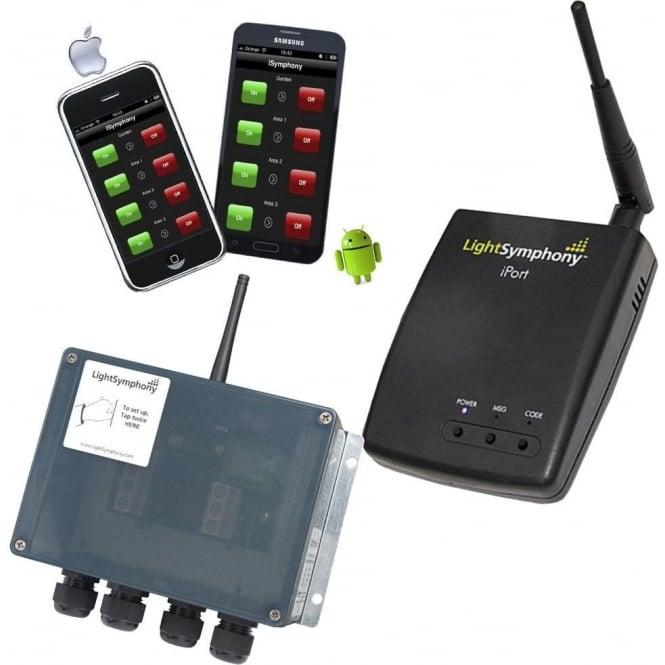 Light Symphony Remote Control 2 Channel Smart Phone Starter Kit