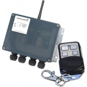 2 Channel Starter Kit (with 2 zone key fob)