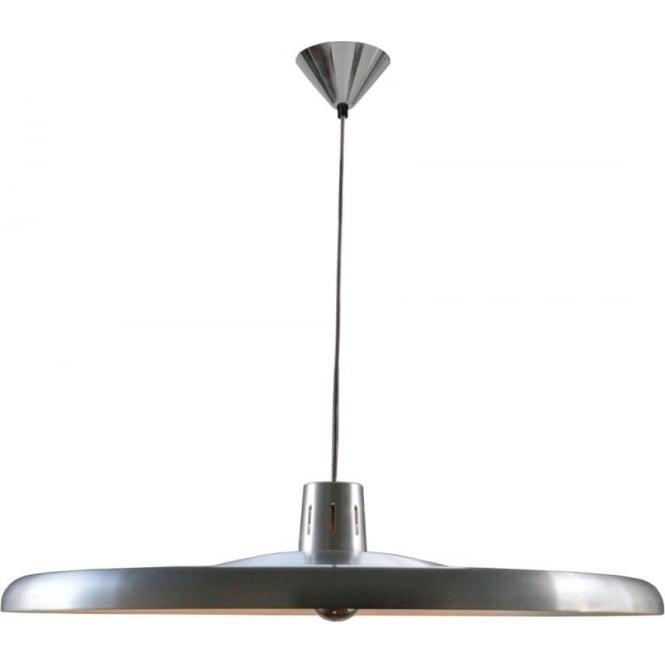 Original BTC Lighting 700 Pendant light - brushed aluminium