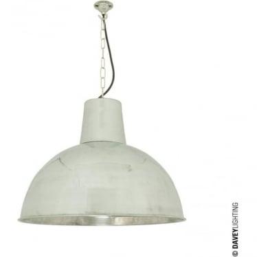 7164 Spun Reflector, Medium, Polished Aluminium