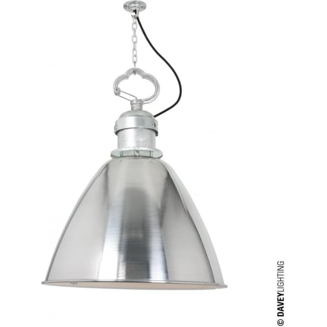 Davey Lighting 7380 Pendant, Medium, Aluminium