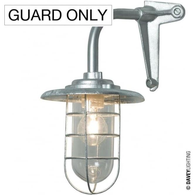 Davey Lighting 7677 Guard, Galvanised, 100W