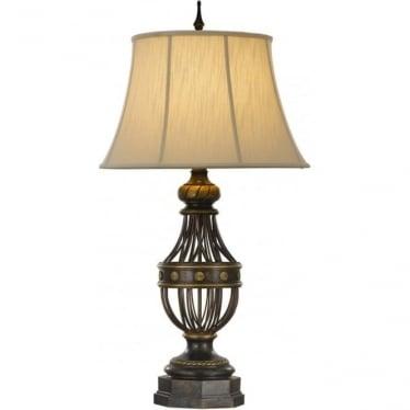 Augustine Antique Table Lamp