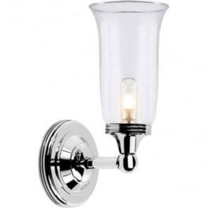 Austen Single Wall Light Polished Nickel