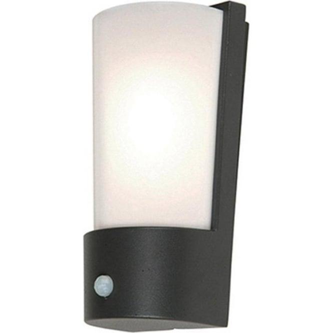 Elstead Lighting Azure Low Energy 7 with PIR - Grey