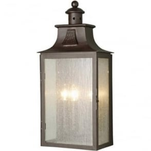 Balmoral Wall Lantern - Old Bronze