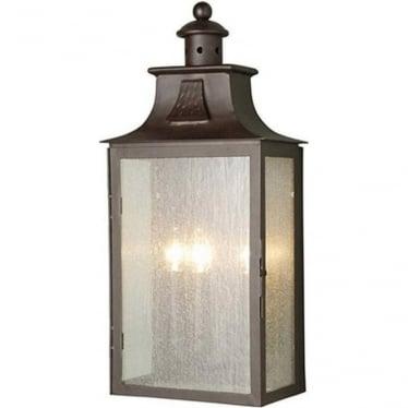 Balmoral Wall Lantern - Old Bronze