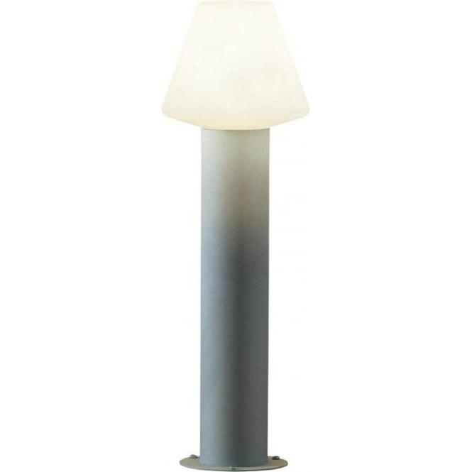 Konstsmide Garden Lighting Barletta pole lamp - aluminium 7272-302