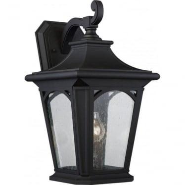 Bedford Large Wall Lantern Mystic Black