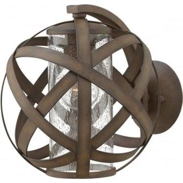Carson Small Wall Lantern Vintage Iron