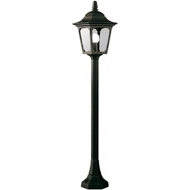 Elstead Lighting Chapel Mini Pillar Lantern - Black