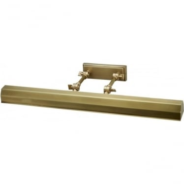 Chawton Picture Light Aged Brass