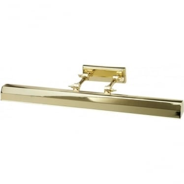 Chawton Picture Light Polished Brass
