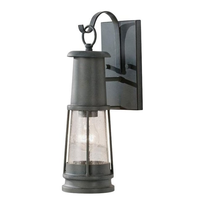Feiss Chelsea Harbor Wall Lantern - Grey