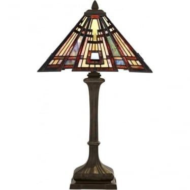 Classic Craftsman Table Lamp