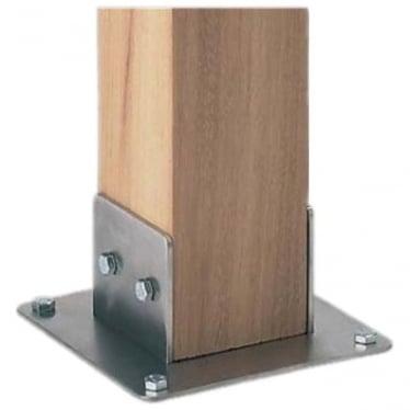 BOLLARD LED BRACKET - Stainless steel