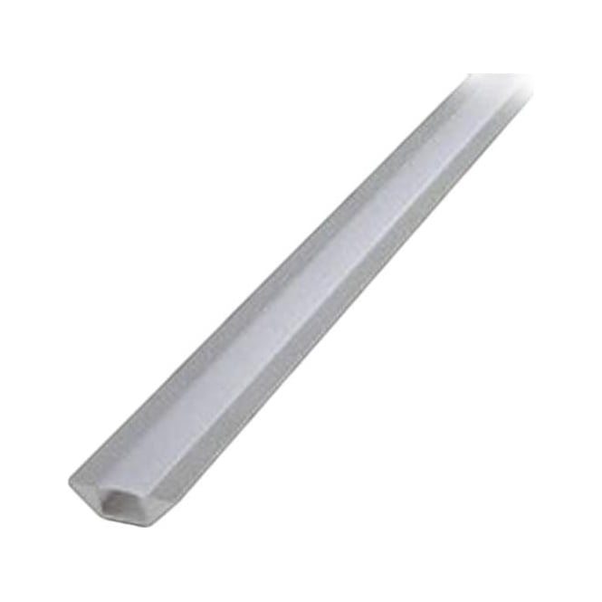 Collingwood Lighting CO7 PROFILE 45 DEGREE SLIM SURFACE MOUNT CORNER ANODISED ALUMINIUM PROFILE & OPAQUE DIFFUSER