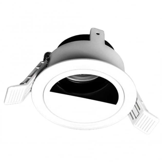 Collingwood Lighting DH0 Housings Adjustable, White, Wall Wash Housing for the DM01 range