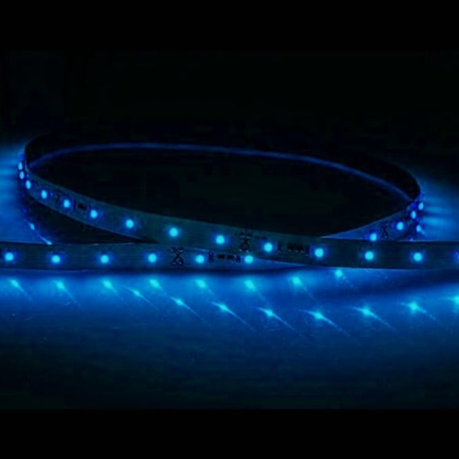 Collingwood Lighting DISC LSC03 Flexible LED Strip IP20 - BLUE - BESPOKE LENGTHS - Low Voltage