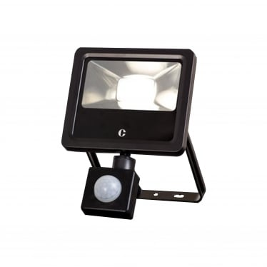 FL10 100W Flood Light, with PIR Sensor