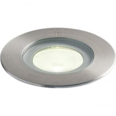 GL016 LED ground lights - stainless steel