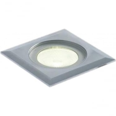 GL016 SQ ground lights - Stainless steel - Low voltage