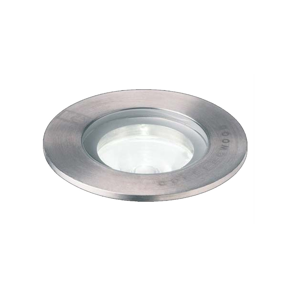 competitive price 62774 623bb GL019 1W Mini LED Ground Light - Stainless Steel - Low Voltage