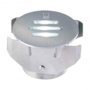 GL021 slotted LED ground lights - Stainless steel