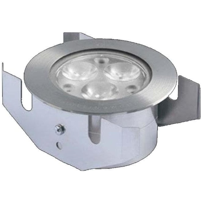 Collingwood Lighting GL040CARGB Colour change LED ground light 3w - stainless steel