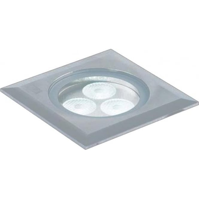 Collingwood Lighting GL041 3W LED ground lights - stainless steel - Low voltage