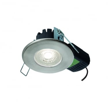 H2 Pro 550 CS Colour switchable, Dimmable, Fire-rated LED Downlight - 6500K/4000K/3000K