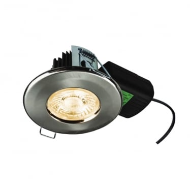 H2 Pro Dusk T Dim to warm, Fire-rated LED Downlight with Terminal Block - 2800K-2000K
