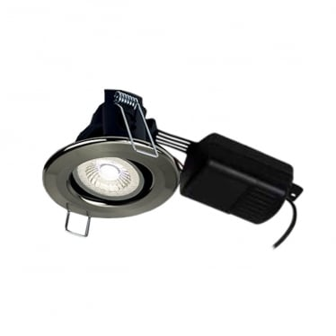 H4 Pro 550 SPS +-20 Degree Adjustable, Single Point Source, Dimmable, Fire-rated LED Downlight