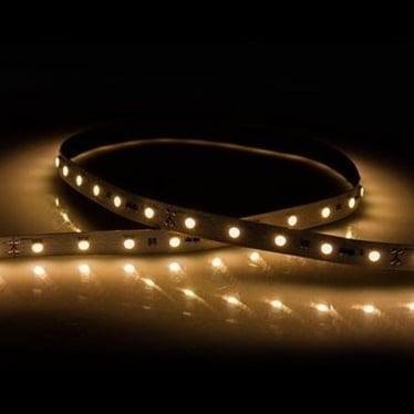 LSC05 Flexible LED Strip IP20 - 2700k - Bespoke lengths - Low voltage