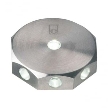 ML02 decorative LED mini light - Stainless steel - Low voltage